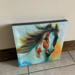 Marcia Baldwin Horse Painting